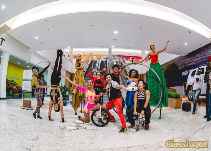 contrate circo evento rj / veja fotos dos artistas