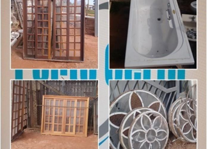deposito de material usado em bertioga
