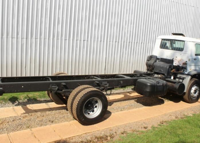 caminhão ford cargo 1722 único dono lopac 2010