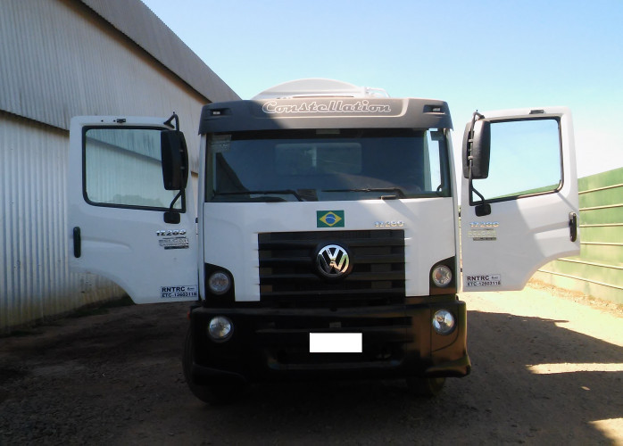 caminhão vw 17.280 único dono lopac - 2012/2013