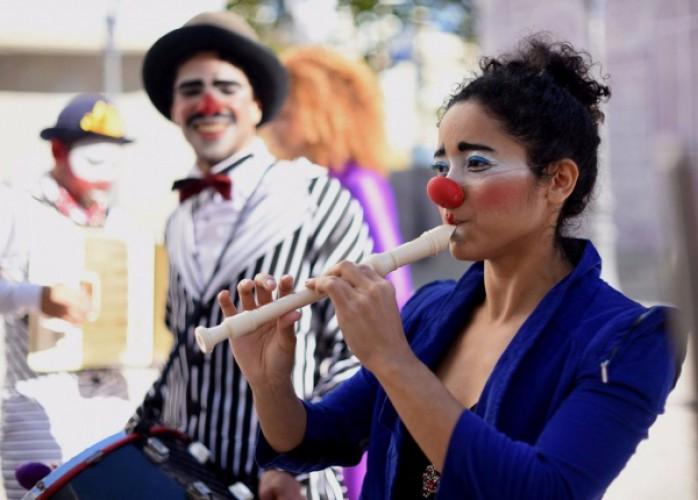 atração musicos circenses eventos corporativos