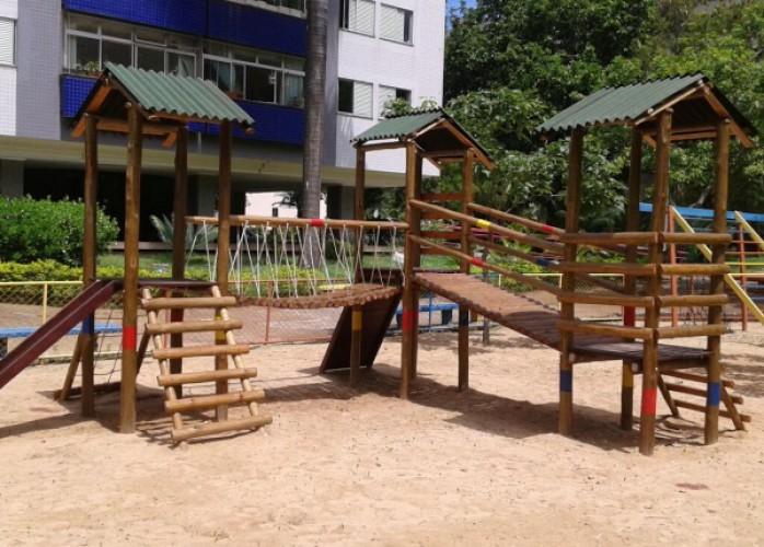 construção e reformas para parquinhos
