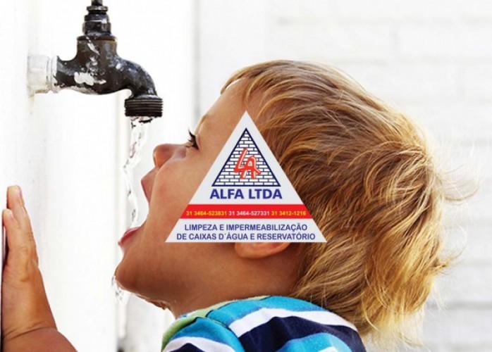 limpeza e impermeabilização de caixa d'água condomínio ed. las palmas