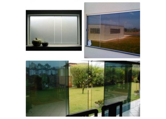 película de controle solar para casas