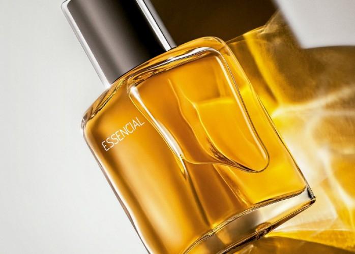 deo parfum essencial masculino - 100ml