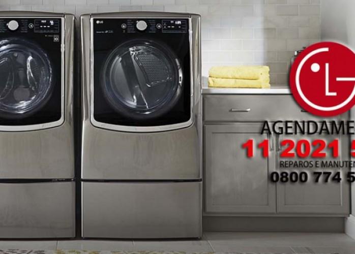 assistência técnica lavadoras pares lg em sp