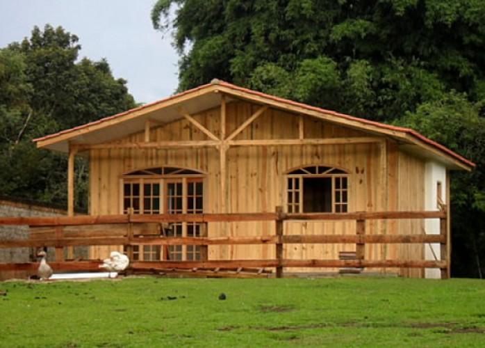 construímos em seu terreno - casas de alvenaria ou madeira