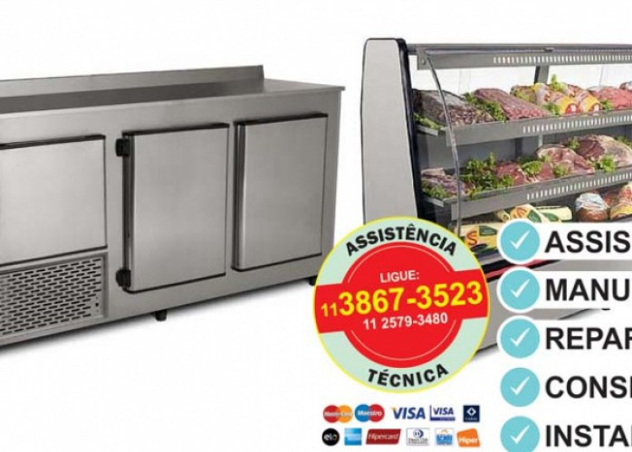 locallfrio assistência técnica geladeira balcao