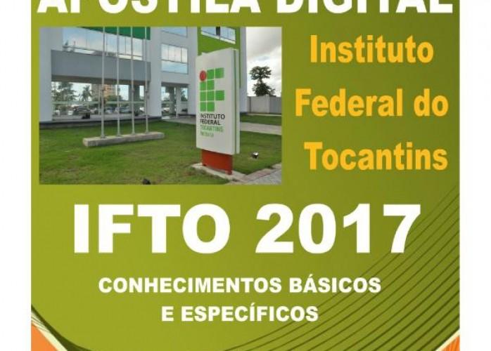 apostila ifto 2017 administrador + brindes