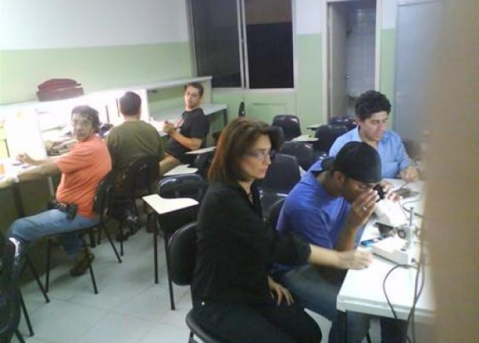 curso manutenção celular smartphone aulas presencial