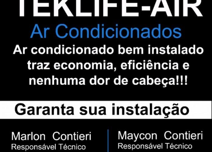 instalação de ar-condicionados, elétrica residencial e/ou comercial