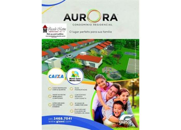 aurora residencial içara financiamento caixa