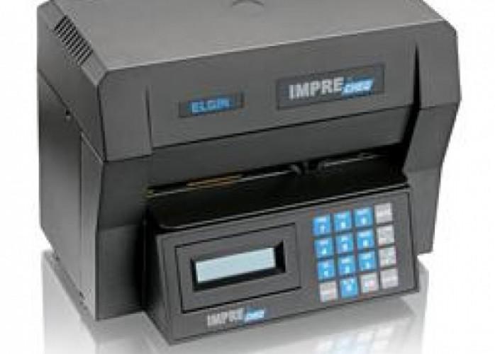 impressora de cheque elgin imprecheq assistência técnica em são carlos