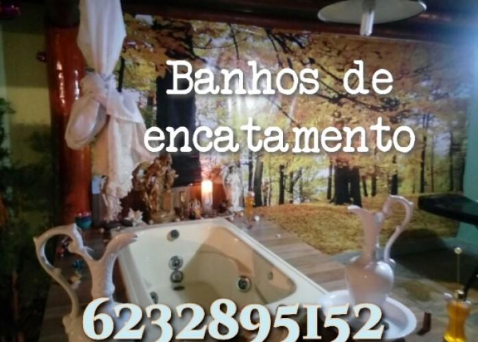 banhos para atrair homens e mulheres