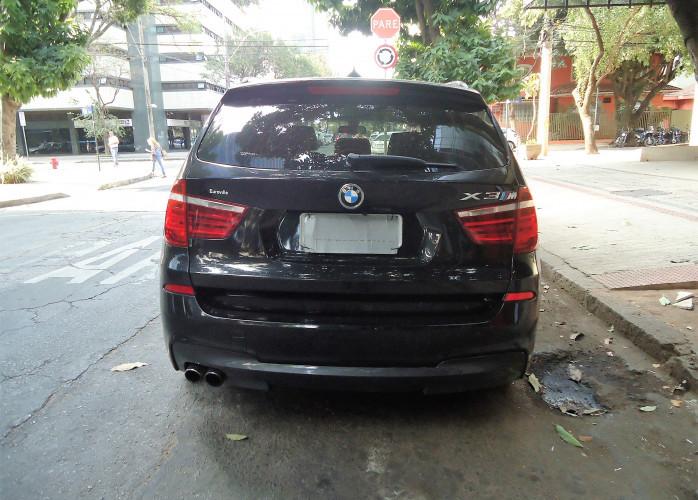 BMW X3 XDrive 35i/ M Sport 3.0 Bi-Turbo com 306 cv