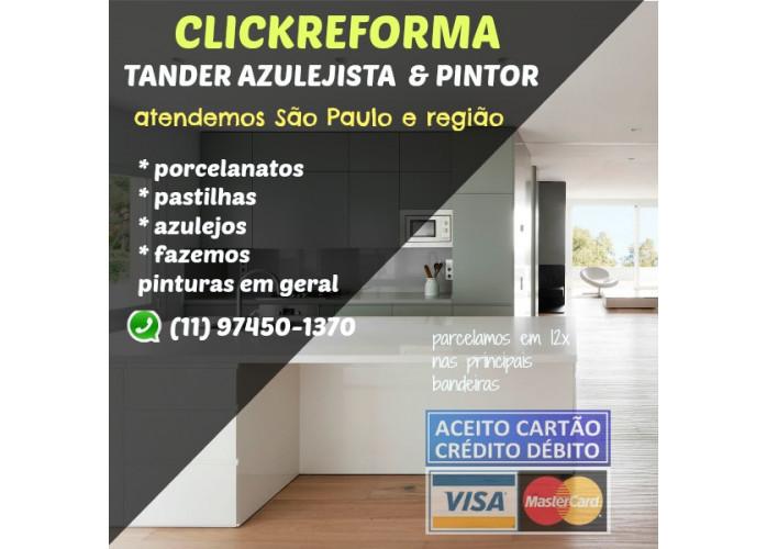 PEDREIRO AZULEJISTA EM SÃO PAULO E REGIÃO