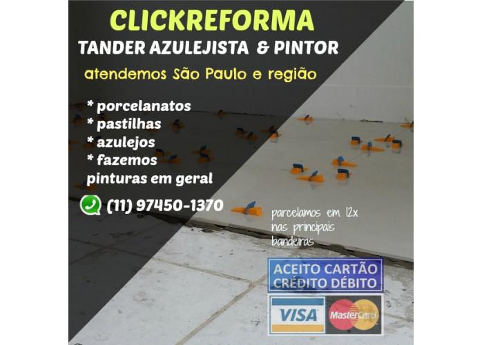 CLICKREFORMA ESPECIALISTA EM REFORMAS