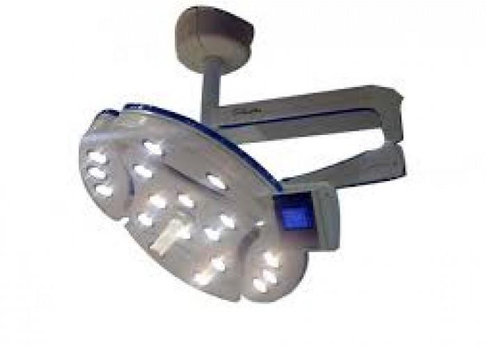 Foco Cirúrgico de Teto: (MED LIGHT) FT APOLLO C/ SISTEMA ENDO