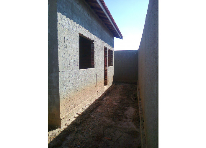 OPORTUNIDADE!!! - Casa residencial à venda para acabamento, Alto do Mirante, Paulínia - SP