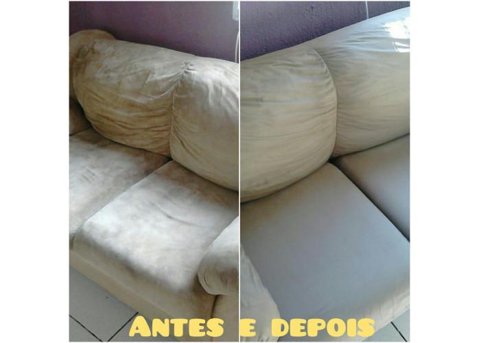 Higienização e Lavagem a seco(a mais barata de Campinas e região)whatsapp