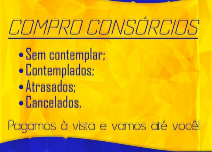 Consórcios - COMPRA