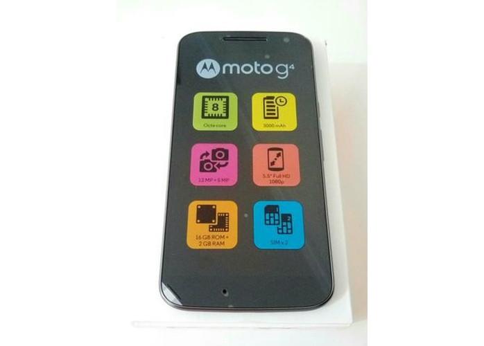 Motorola Moto G4 Dual Chip 4G Lte