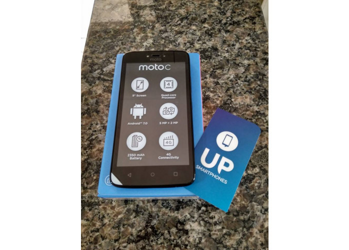 Motorola Moto C Dual 4G Lte Android 7 Nougat