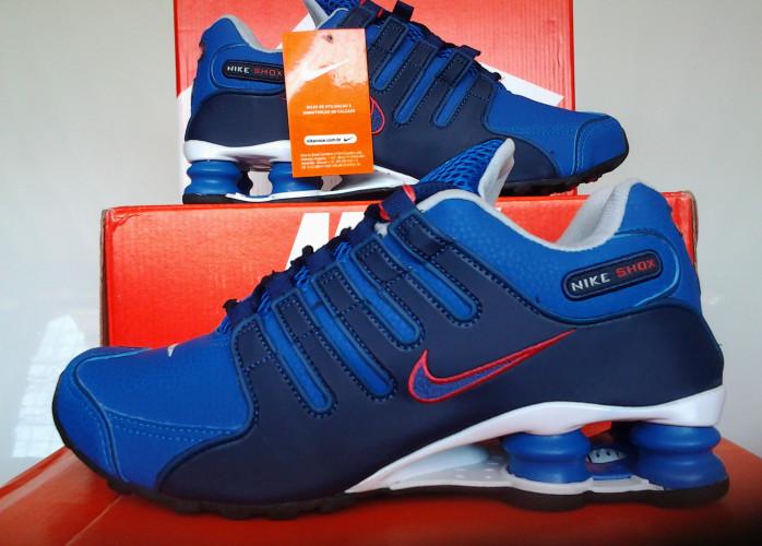 Nike shox nz ou Junior Novos Top