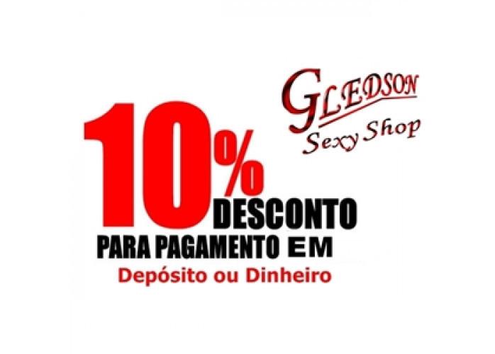 Gledson Sex Shop  com 10% de desconto