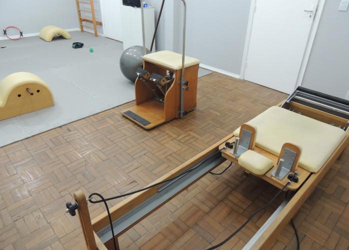 Studio Pilates Irapuã - Espaço Saúde / Pilates clínico e funcional