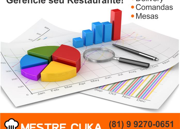 Mestre Cuka - Sistema para Automação de Restaurantes