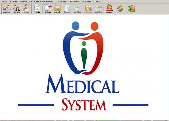 Programa para Consultório e Clinica Médica v1.0 FPQSYSTEM