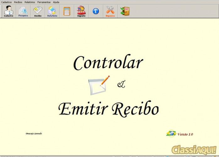 Programa Recibo Pagador e Recebedor v1.0 FPQSYSTEM
