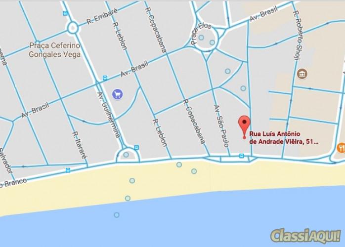 Apto. 37,65m² - Edif. Málaga – Praia Grande/ SP
