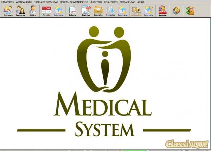Programa Consultório, Clinica Médica com Agendamento v2.0 FPQSYSTEM