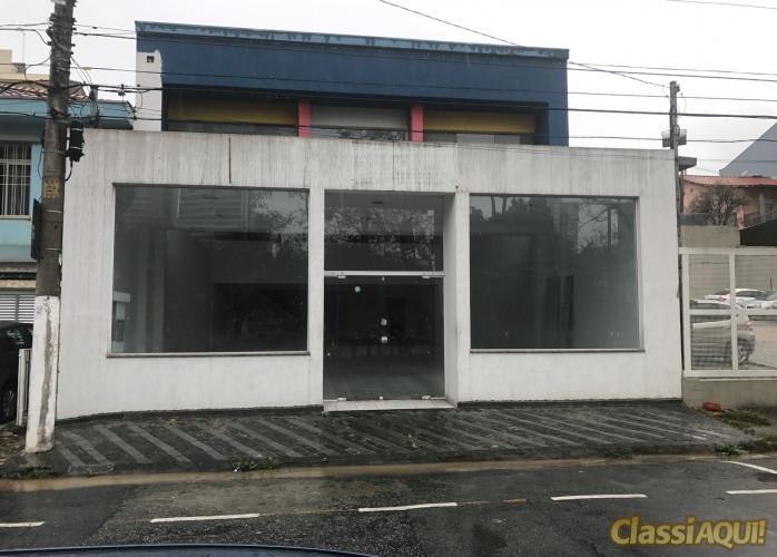 Salão Comercial 340 m² em São Bernardo do Campo - Jardim do Mar. R$ 8.800
