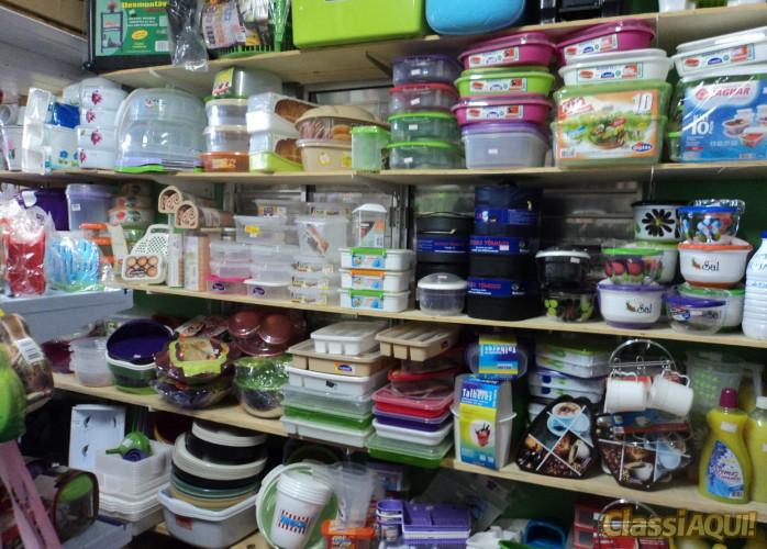 Loja de Utilidades Domésticas e Variedades em Santo André.
