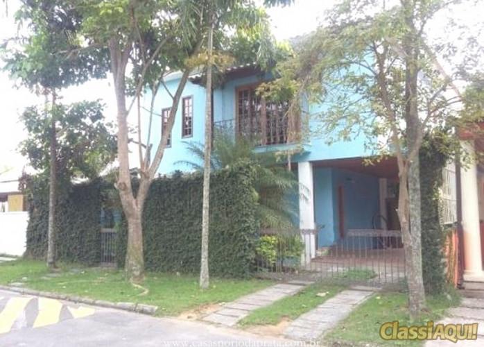 Campo Grande - Rio da Prata - Mansões - Casa Duplex 4 Quartos/1 Suíte - 160m2 - 3 Vagas