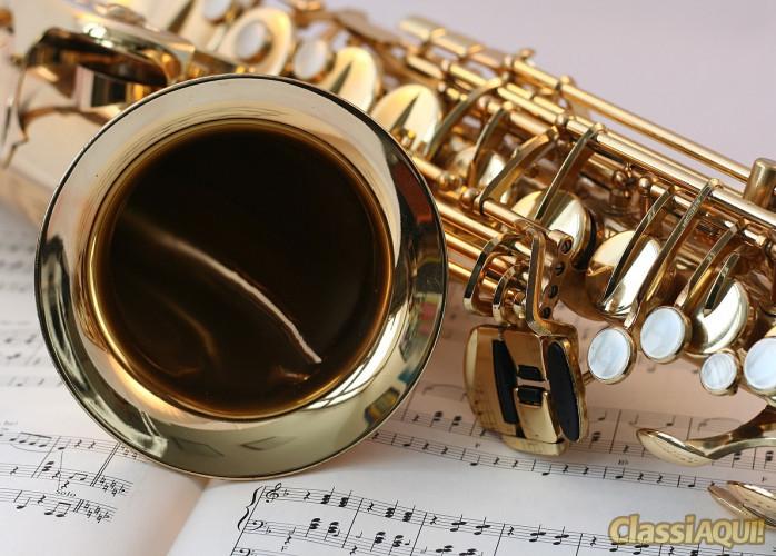 Aulas de sax e flauta