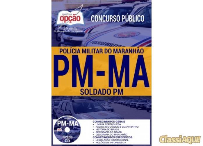 Apostila Para Concurso PM MA 2017