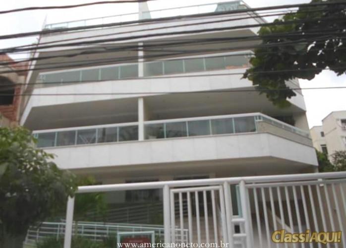 Recreio - Residencial Iarapuã - Apt 2 Quartos/1 Suíte - 80m2 - 2 Vagas - Docs OK