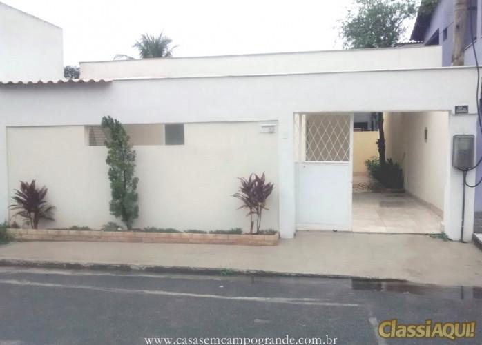 Campo Grande - Brito 2 - Casa Linear 2 Quartos - 80m2 - 3 Vagas