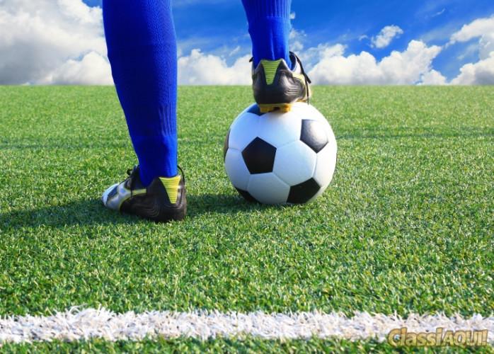 Excelente Quadra de Futebol Society e Escolinha de Futebol em São Bernardo do Campo.