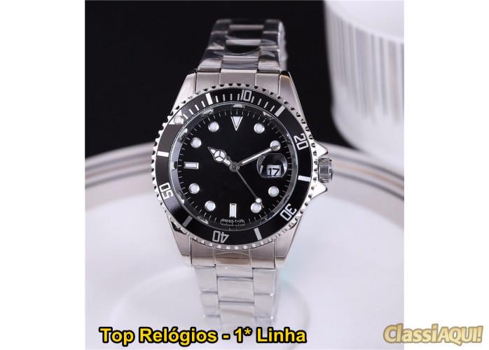 Relógios De Luxo - Importado - Frete Grátis *Leia Todo o Anúncio*