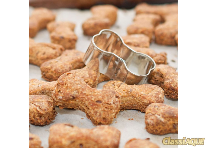 Como Fazer Biscoitos Naturais para Cachorro e Ter uma RENDA Extra!!!