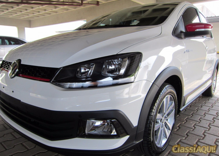 VW - VolksWagen Fox-FOX PEPPER 2015/2016, 1.6 MSI 120cv