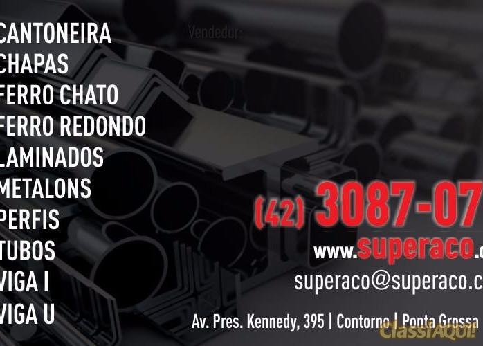 SUPERAÇO COMERCIO DE FERRO E AÇO