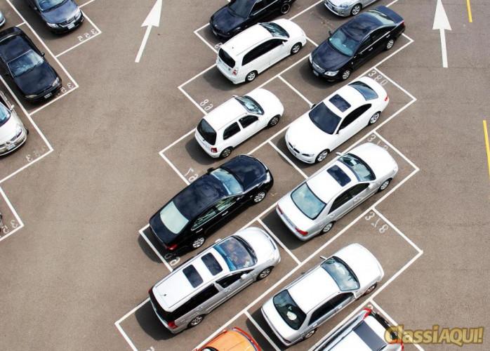Estacionamento 380 m² no Centro de São Caetano do Sul.