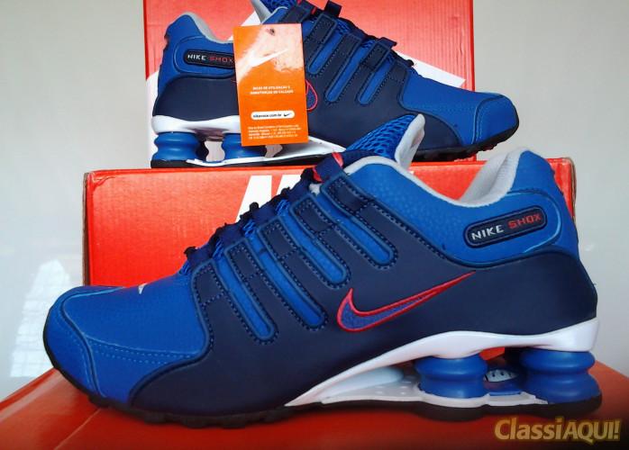Nike shox nz novas cores