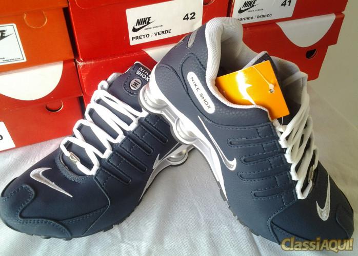 Nike shox nz Os melhores